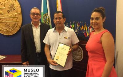 Reconocimientos grandes talentos colombianos por parte del gobierno el condado Dade.
