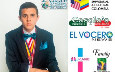 El Museo apoyando al Niño Bryan Fernandez – Cornejo, diagnosticado con autismo.