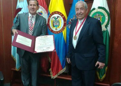 Grandes Colombianos que han trabajado por el futuro de Colombia.