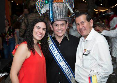 Vanessa Navarro Maza Folklife Curador History Miami Museum Jorge Linares y EcceHomo Guzman