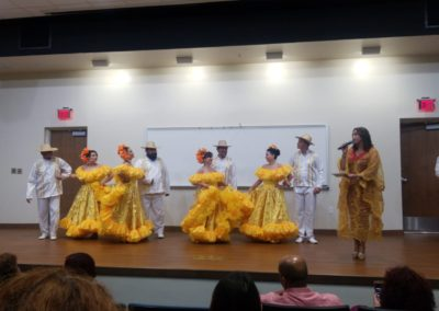 El Museo Empresarial y Cultural Colombia en Florida National University