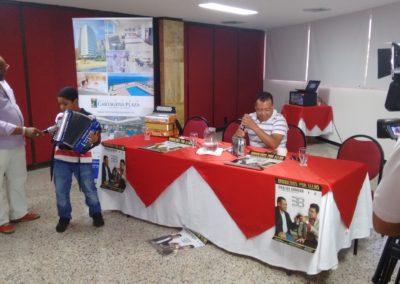 El Museo Empresarial y Cultural Colombia,apoyando las nuevas generaciones del Vallenato Colombiano.