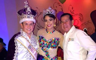 Apoyando a nuestras Reinas y talentos Colombianos en el Exterior.