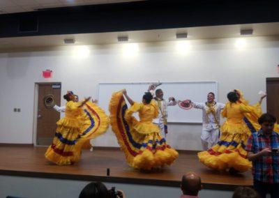El Museo Empresarial y Cultural Colombia en Florida National University