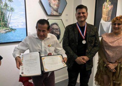 Festival de Escritores y Poetas con ocasión de la Herencia Hispana