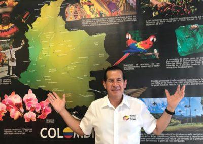 VII Feria de Servicios del Consulado Colombiano en Miami