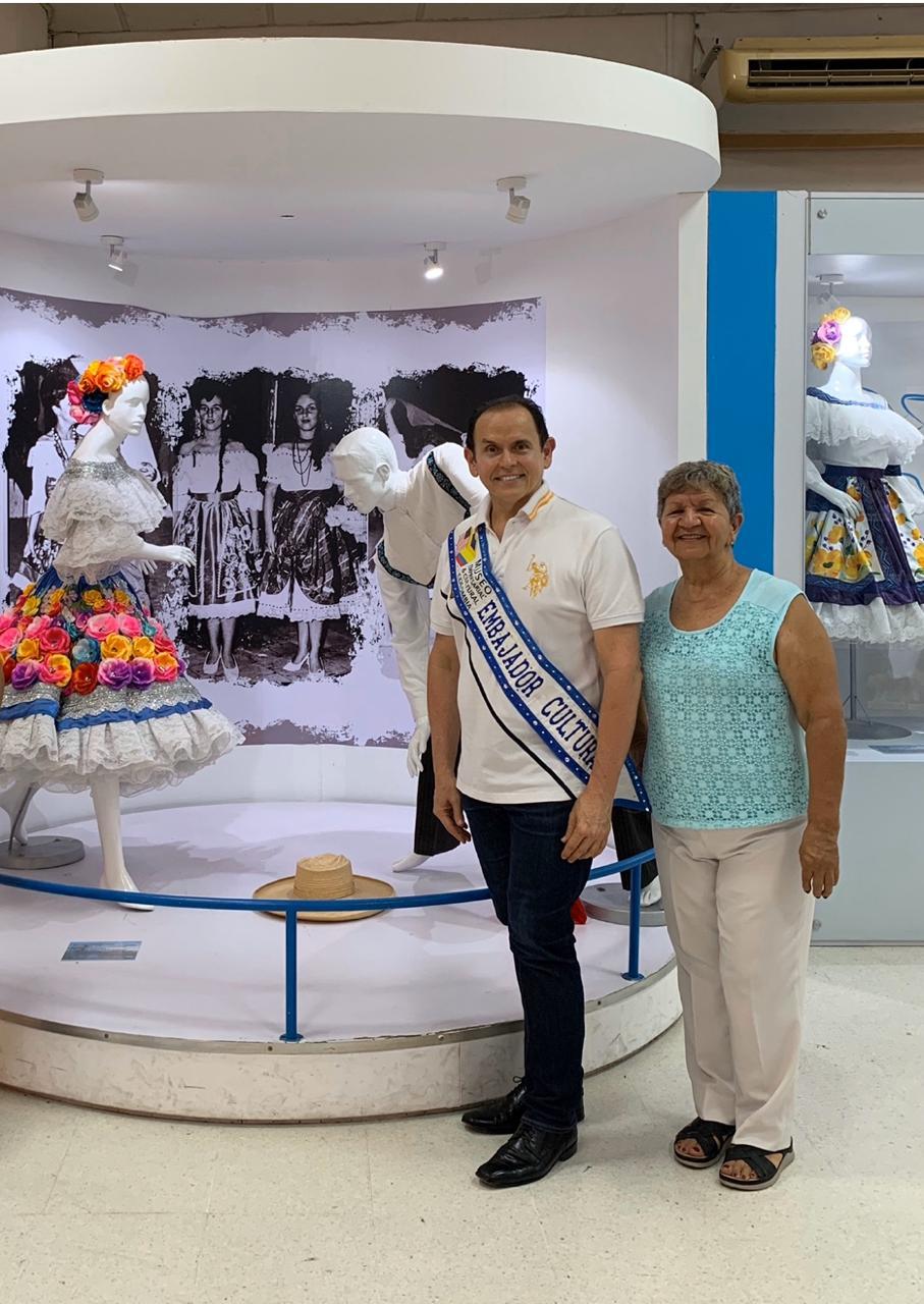 Visita Cultural De Nuestro Embajador A Neiva, Huila