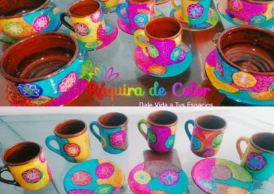 Profesionales de las Artesanías en Colombia.