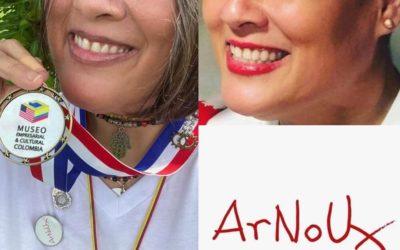 Susana Avellan: Medalla Excelente Talento Hispano 2020