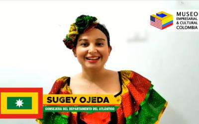 Sugey Ojeda – Consejera del departamento del Atlántico, Meccol.