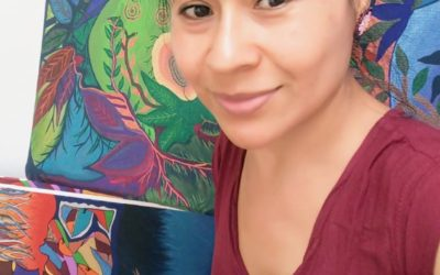 Homenaje a la gran artista Claudia Yaneth Siagama Niaza