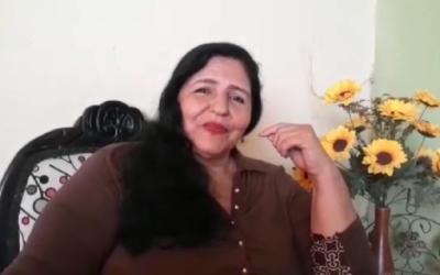 Marina Salas – Consejera del departamento de Sucre, Meccol.